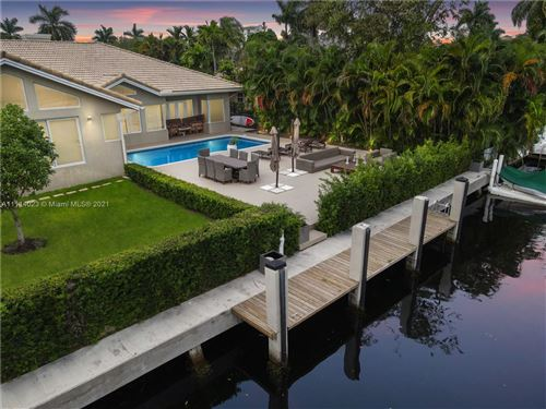 Photo of 543 Hibiscus Dr, Hallandale Beach, FL 33009 (MLS # A11114023)
