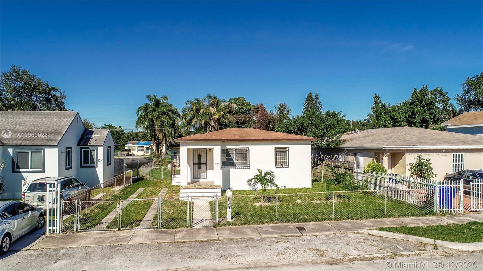 1541 NW 55th St, Miami, FL 33142 - #: A10969023