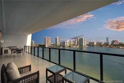 Photo of 5500 Island Estates  MODEL BY STEVEN G FURNISHED #902, Aventura, FL 33160 (MLS # A10628024)
