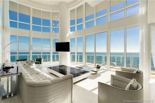 Photo of 100 S Pointe Drive #3804/5, Miami Beach, FL 33139 (MLS # A10787024)