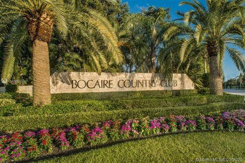 Photo of Listing MLS a10807024 in 4116 Bocaire Blvd Boca Raton FL 33487