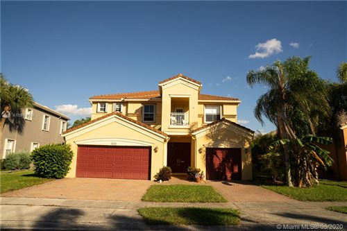 Photo of Listing MLS a10859024 in 1333 SW 167th Ave Pembroke Pines FL 33027