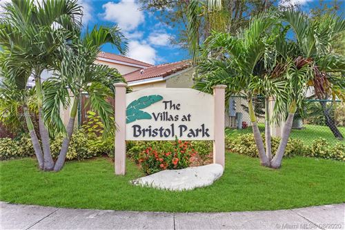 Photo of 384 NW 114th Ave #20-104, Sweetwater, FL 33172 (MLS # A10906024)