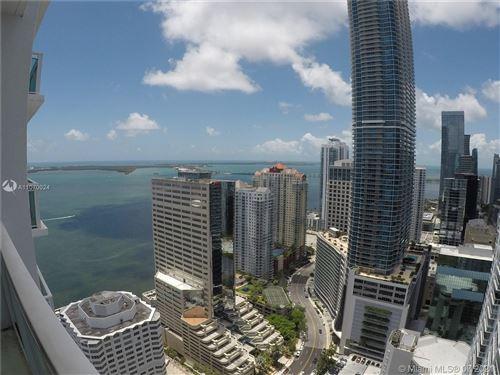 Photo of 950 Brickell Bay Dr #4103, Miami, FL 33131 (MLS # A11070024)