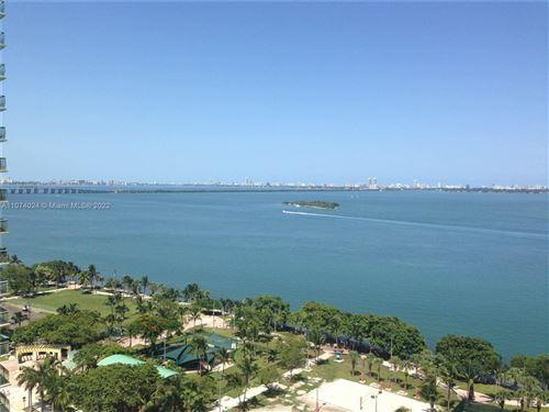 Photo of 1750 N Bayshore Dr #2001, Miami, FL 33132 (MLS # A11074024)