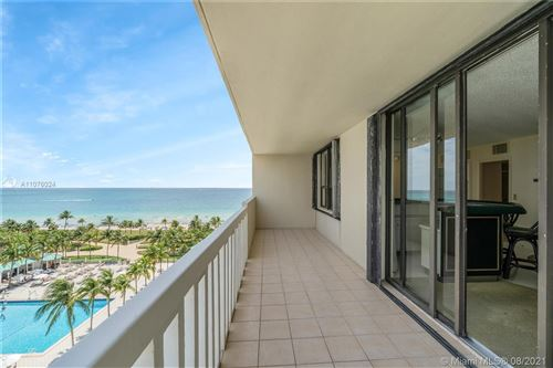Photo of 9801 Collins Ave #10E, Bal Harbour, FL 33154 (MLS # A11076024)