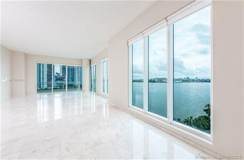 Photo of 900 Brickell Key Blvd #703, Miami, FL 33131 (MLS # A11081024)
