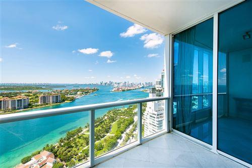 Photo of 100 S Pointe Dr #3102, Miami Beach, FL 33139 (MLS # A11097024)