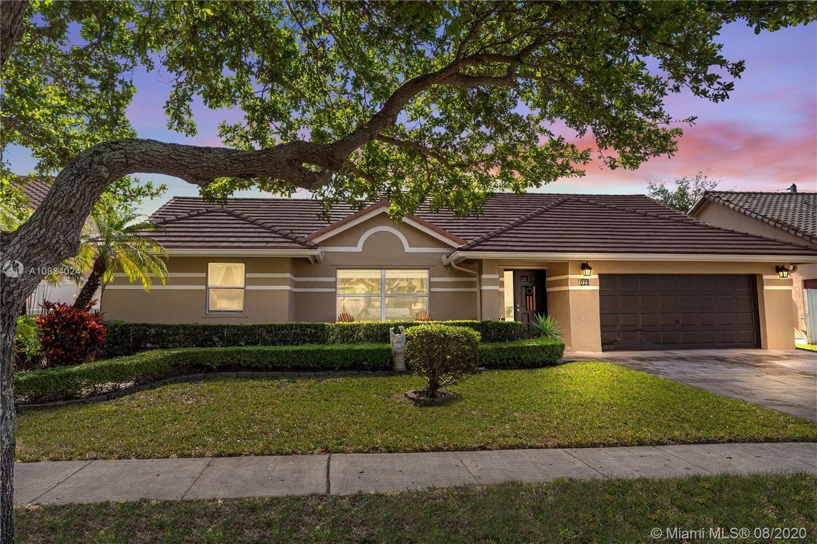 999 NW 161st Ave, Pembroke Pines, FL 33028 - MLS#: A10834024