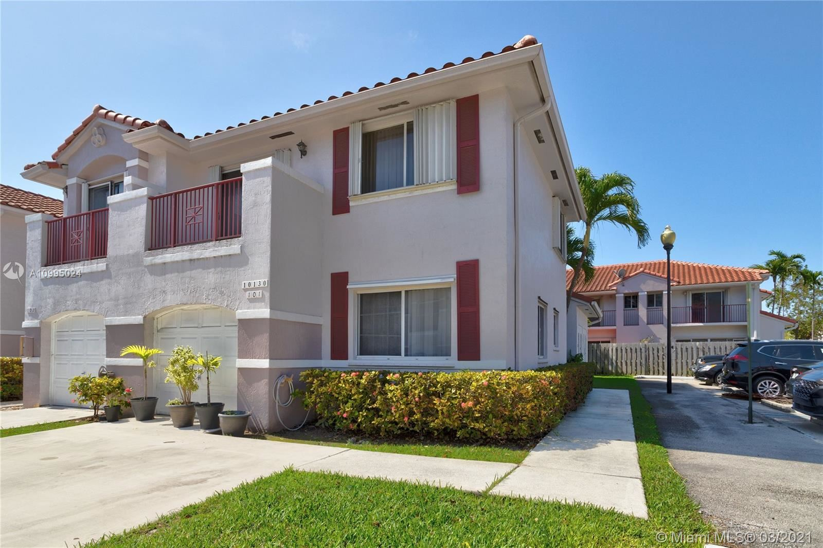 10130 SW 154th Cir Ct #1019, Miami, FL 33196 - #: A10995024