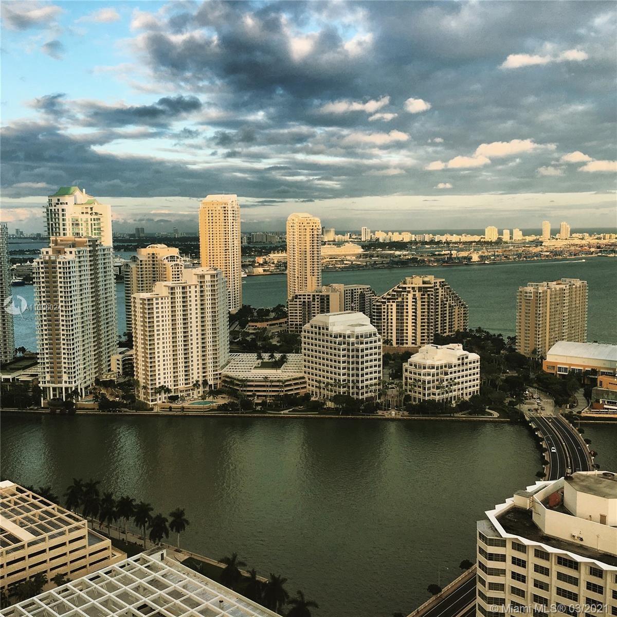 Photo of 950 Brickell Bay Dr #3708, Miami, FL 33131 (MLS # A11006024)