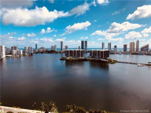 Photo of 3301 NE 183rd St #2602, Aventura, FL 33160 (MLS # A10760025)