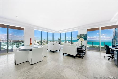 Photo of 300 S Pointe Dr #1705, Miami Beach, FL 33139 (MLS # A10822025)