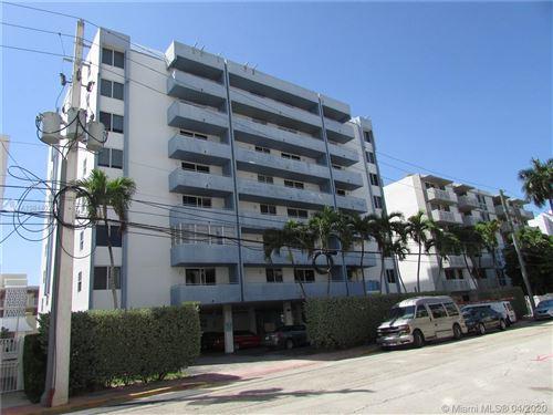 Photo of 1658 Bay Rd #606, Miami Beach, FL 33139 (MLS # A10844025)