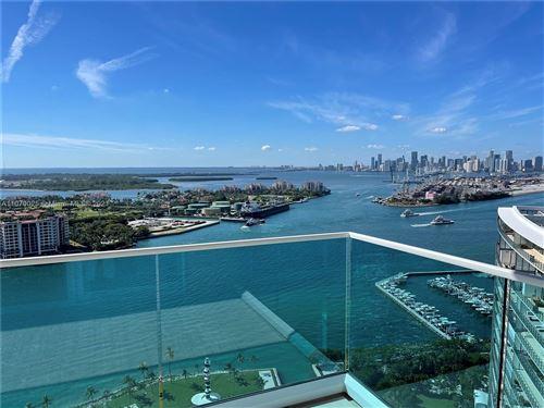 Photo of 300 S Pointe Dr #3303, Miami Beach, FL 33139 (MLS # A11070025)