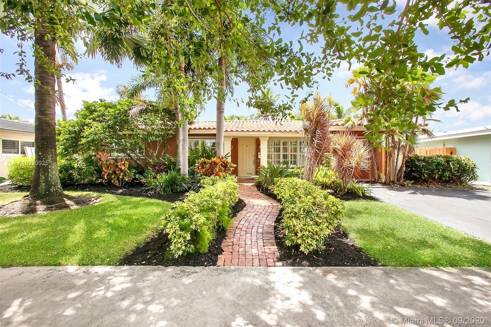 6701 NE 21 Drive, Fort Lauderdale, FL 33308 - #: A10920025