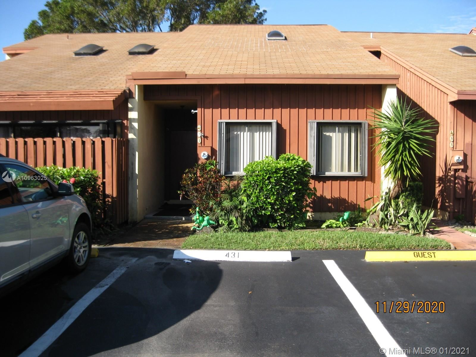 Photo of 431 SE 14th St #431, Dania Beach, FL 33004 (MLS # A10963025)