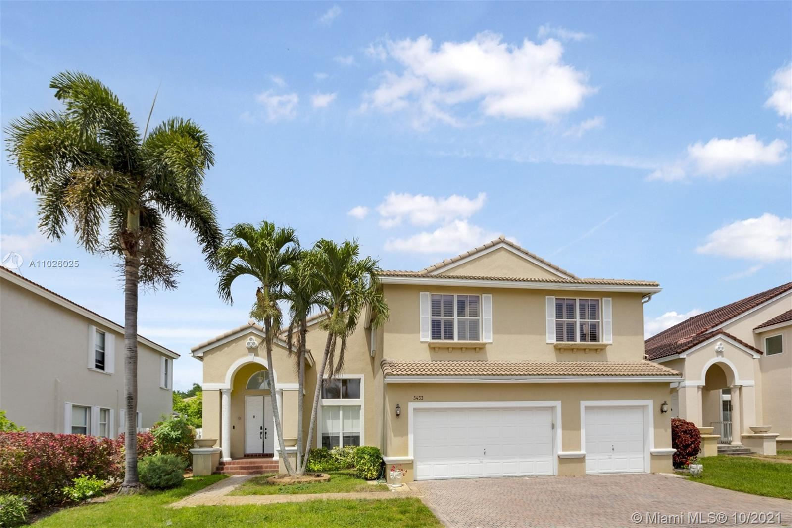 3433 SW 52nd Ave, Hollywood, FL 33023 - #: A11026025