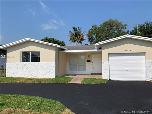 Photo of 1830 N 56 Ave, Hollywood, FL 33021 (MLS # A10844026)