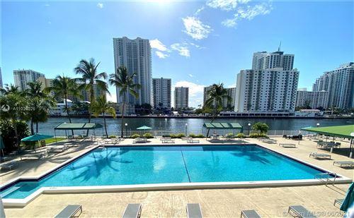 Photo of 1000 Parkview Dr #1001, Hallandale Beach, FL 33009 (MLS # A11036026)
