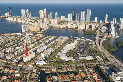 Photo of 3545 NE 166th St #706, North Miami Beach, FL 33160 (MLS # A10887027)