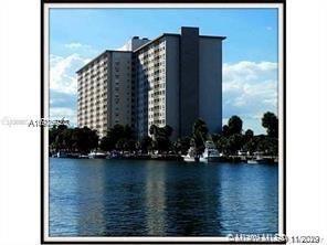 Photo of 400 NE Kings Point Dr #1216, Sunny Isles Beach, FL 33160 (MLS # A10935027)