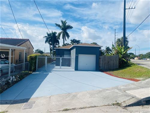 Photo of 9440 Little River Dr, Miami, FL 33147 (MLS # A10978027)