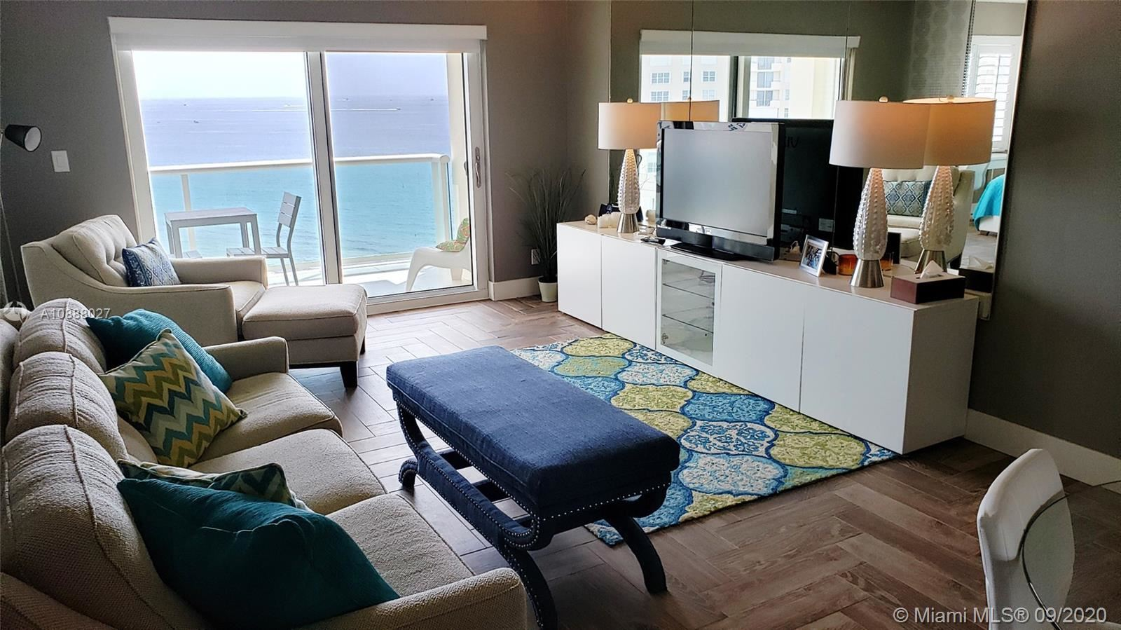 Photo of 6000 N Ocean Blvd #11A, Lauderdale By The Sea, FL 33308 (MLS # A10888027)