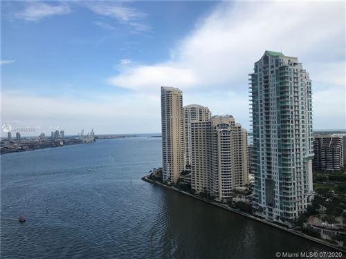 Photo of 300 S Biscayne Blvd #T-2306, Miami, FL 33131 (MLS # A10866028)