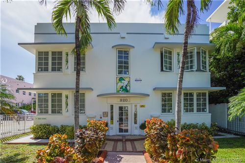 Photo of 920 Pennsylvania Ave #103, Miami Beach, FL 33139 (MLS # A10935028)