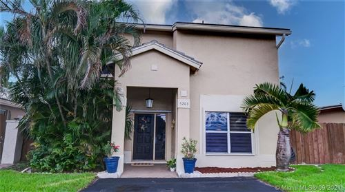 Photo of 5203 NW 187th St, Miami Gardens, FL 33055 (MLS # A11101028)
