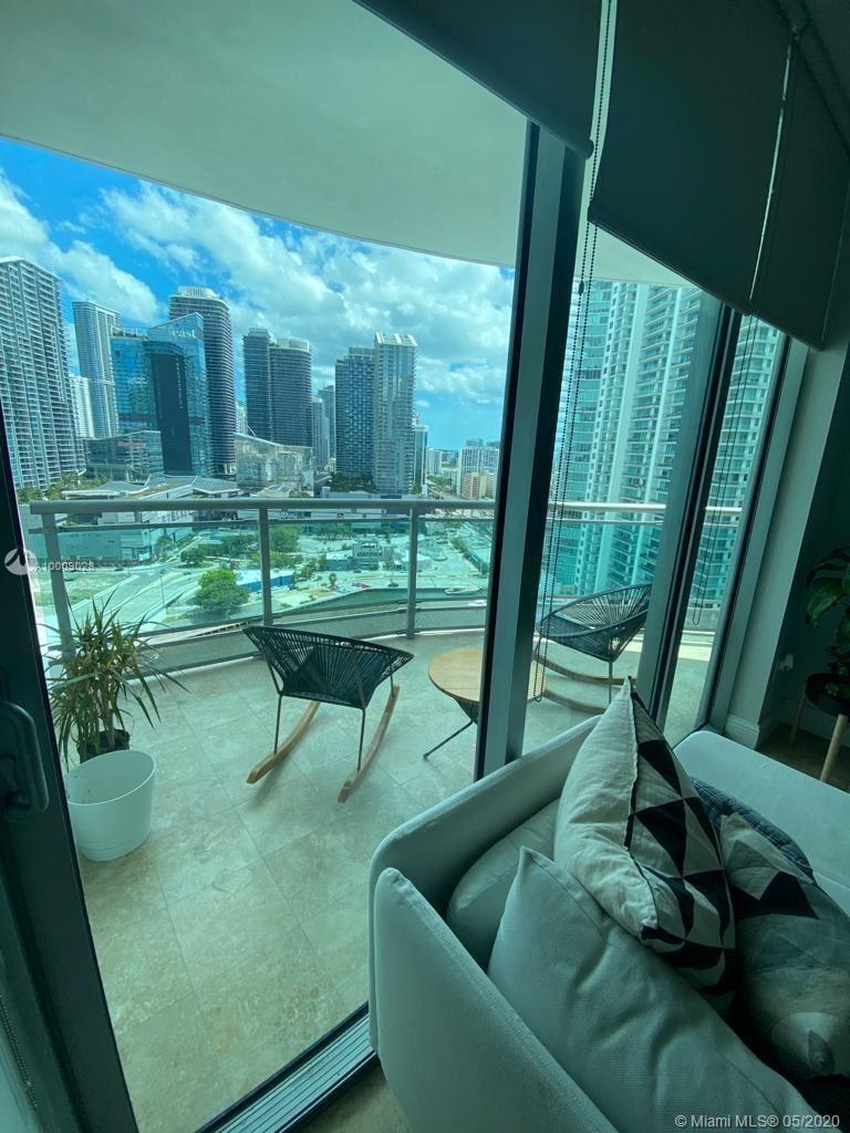Photo for 350 S MIAMI AV #2514, Miami, FL 33130 (MLS # A10009028)