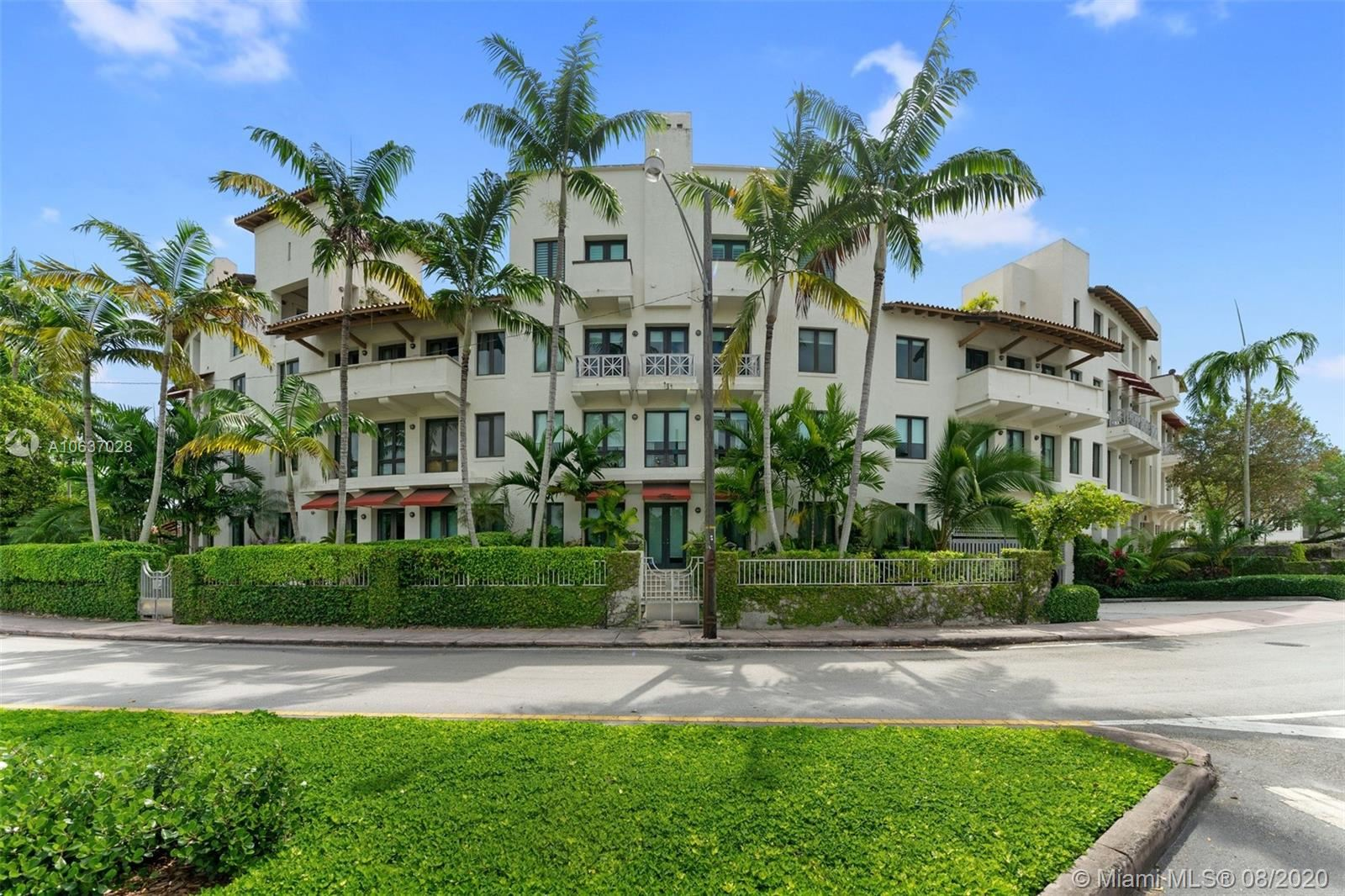 2401 Anderson Rd #6, Coral Gables, FL 33134 - #: A10637028