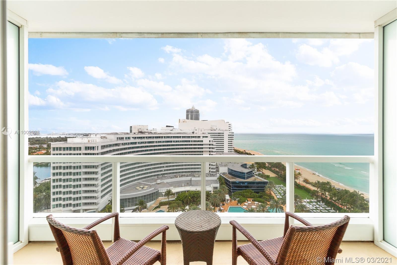 4391 Collins Ave #1604, Miami Beach, FL 33140 - #: A11002028