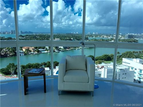 Photo of 6301 Collins Ave #1805, Miami Beach, FL 33141 (MLS # A10004029)