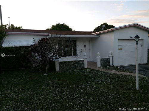 Photo of 4101 NW 52nd Ave, Lauderdale Lakes, FL 33319 (MLS # A10786029)