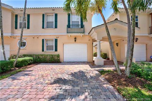 Photo of 176 Santa Barbara Way #176, Palm Beach Gardens, FL 33410 (MLS # A10867029)