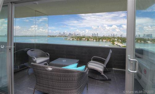 Photo of 3 Island Ave #11G, Miami Beach, FL 33139 (MLS # A10891029)