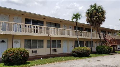 Photo of 280 SW 11th Ave #17, Hallandale Beach, FL 33009 (MLS # A11004029)