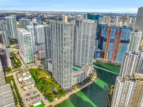 Photo of 495 Brickell Ave #609, Miami, FL 33131 (MLS # A11076029)