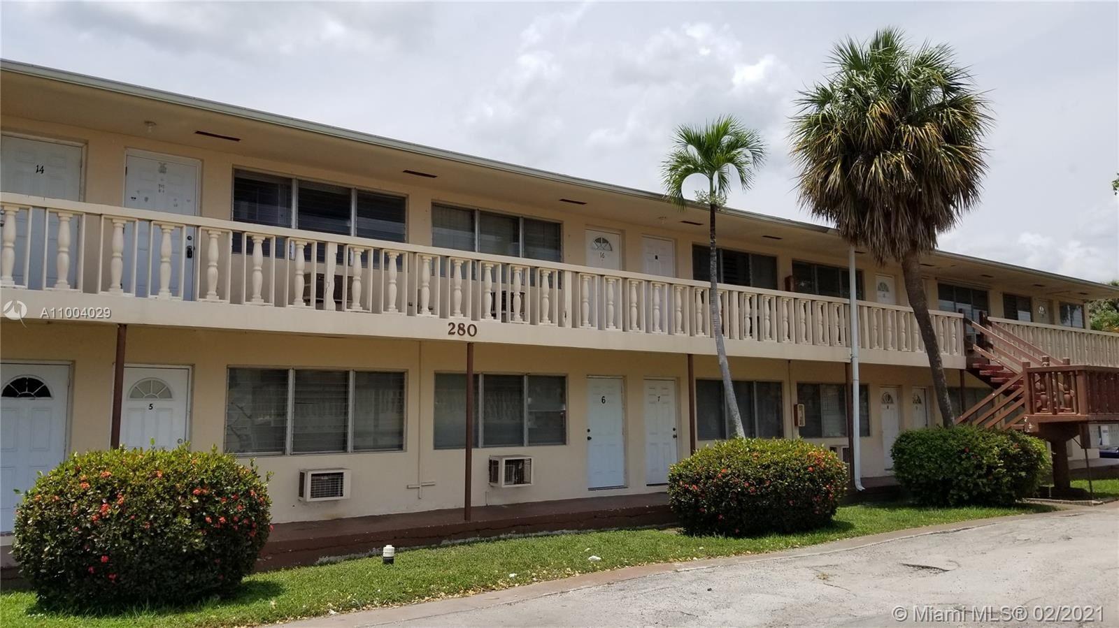 280 SW 11th Ave #17, Hallandale Beach, FL 33009 - #: A11004029