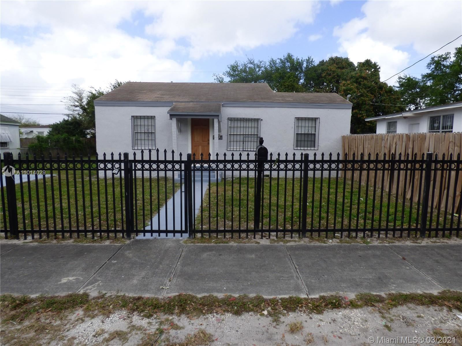 1763 NW 82nd St, Miami, FL 33147 - #: A11014029