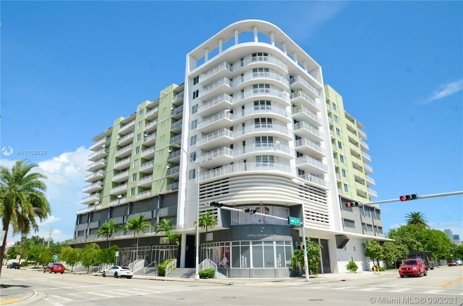 219 NW 12th Ave #1010, Miami, FL 33128 - #: A11103029