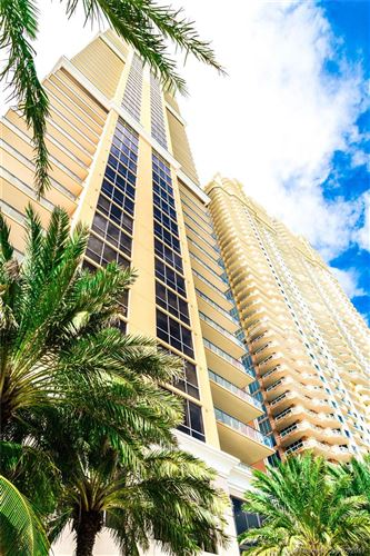 Photo of 17749 Collins #1402, Sunny Isles Beach, FL 33160 (MLS # A10230030)