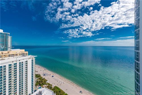 Photo of 17201 Collins Ave #3307, Sunny Isles Beach, FL 33160 (MLS # A10866030)