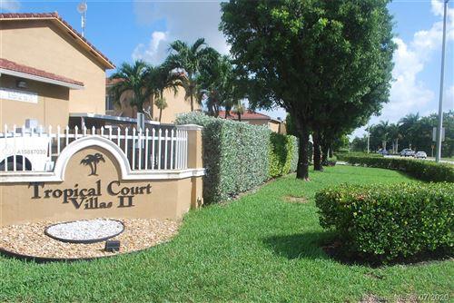 Photo of Listing MLS a10887030 in 8100 W 28th Ct #106 Hialeah FL 33018