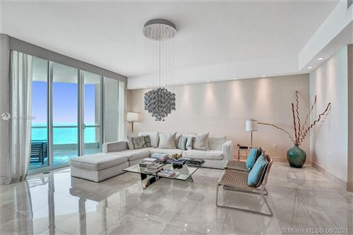 Photo of 16047 Collins Ave #1601, Sunny Isles Beach, FL 33160 (MLS # A11090030)