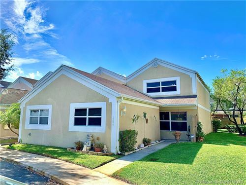 Photo of Listing MLS a10807031 in 1394 NW 123rd Ter Pembroke Pines FL 33026