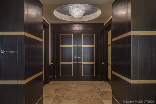 Photo of 18201 Collins Ave #PH-5101, Sunny Isles Beach, FL 33160 (MLS # A10888031)