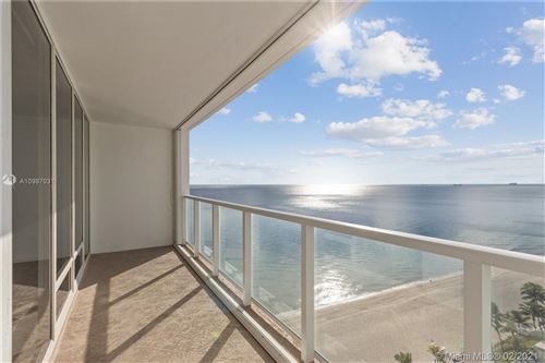 Photo of 4300 N Ocean Blvd #17M, Fort Lauderdale, FL 33308 (MLS # A10987031)